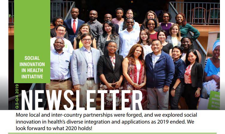 SIHI Newsletter Dec 2019